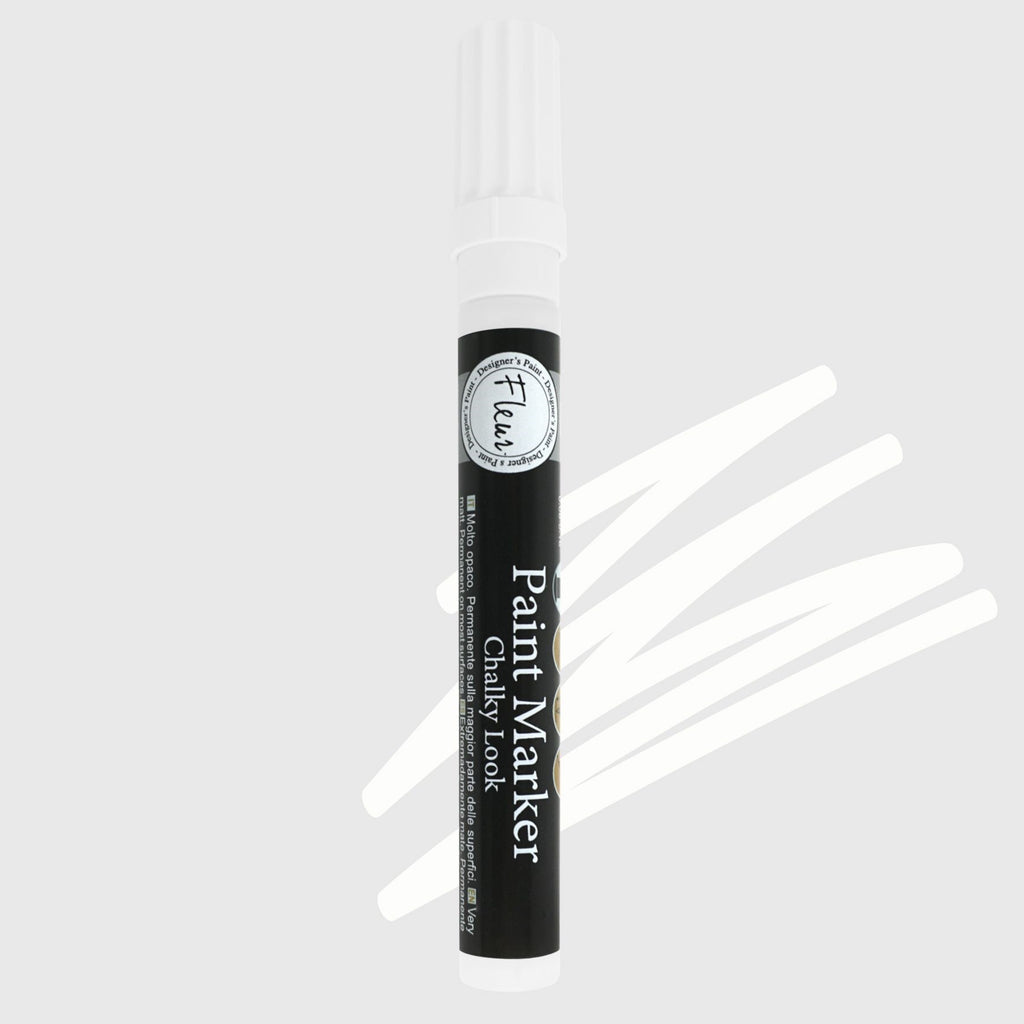 PAINT MARKER TITANIUM WHITE 2-4 MM