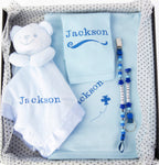 luxury personalised baby gifts