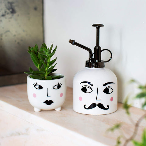 Sass & Belle Mr & Mrs Plant Set