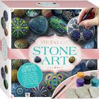 Metallic Stone Art Set
