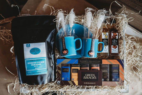 Luxury Coffee Gift Set