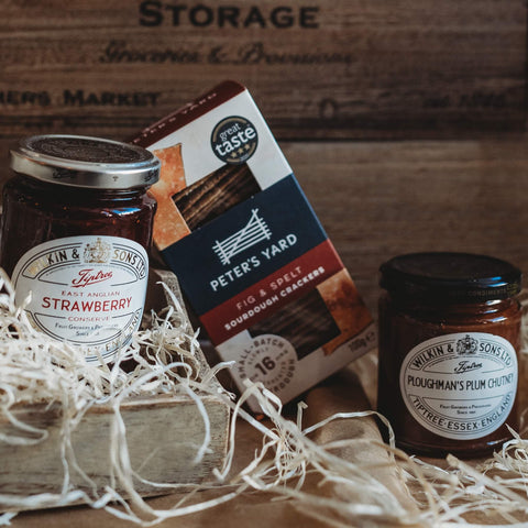 Custom Hamper - Tiptree Elevensees
