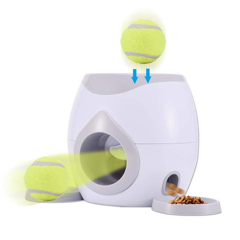 Tennis Ball Launcher For Dogs