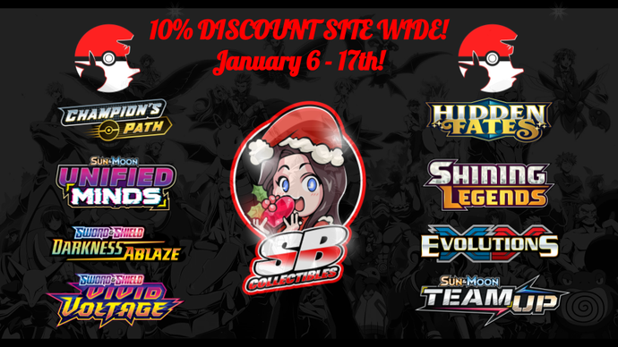 15% Discount for January!