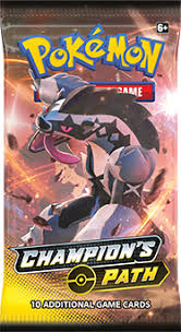 1x Champions Path - Pokemon Booster Pack (LIVE BREAK)