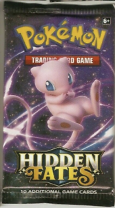 1x Hidden Fates - Pokemon Booster Pack (LIVE BREAK)