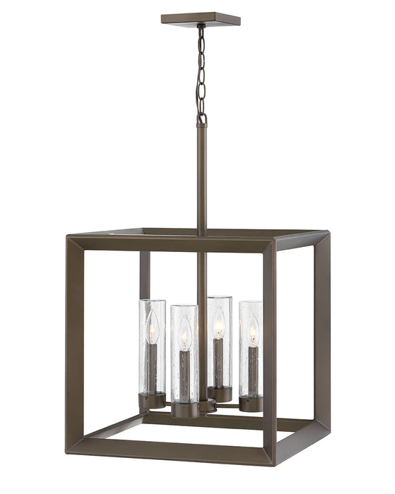 Hinkley - 29304WB-LV - LED Outdoor Lantern - Rhodes - Warm Bronze
