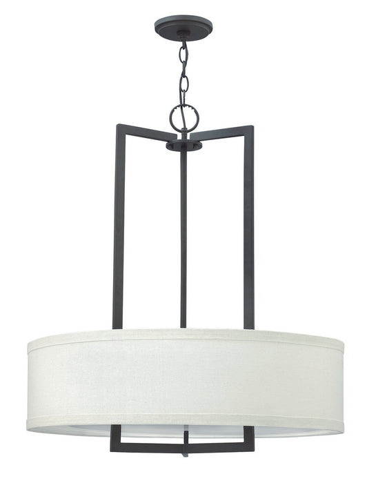 Hinkley - 3204KZ-LED - LED Pendant - Hampton - Buckeye Bronze