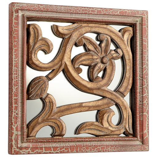 Cyan - 07160 - Wall Art - Vinea - Antique Cherry