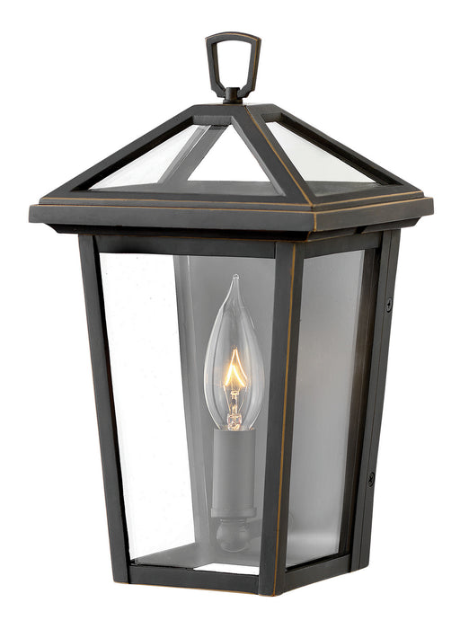 Hinkley - 2566OZ - One Light Outdoor Lantern - Alford Place - Oil Rubbed Bronze