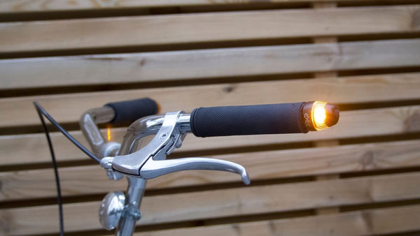 Turning lights for bike