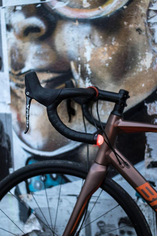 DropLights for Drop Bar Bicycles
