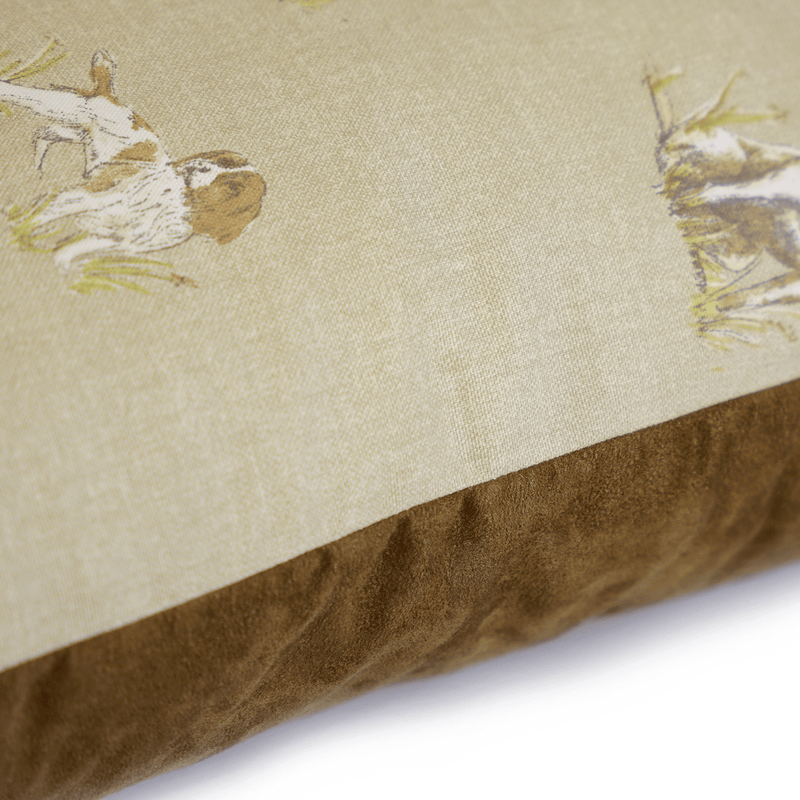 Bestvenn Pillow Bed - Dog Print