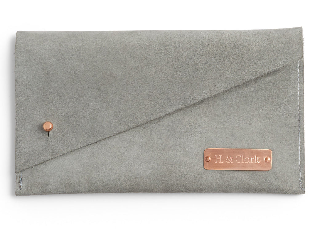 *NEW* The Clutch - Soft Gray