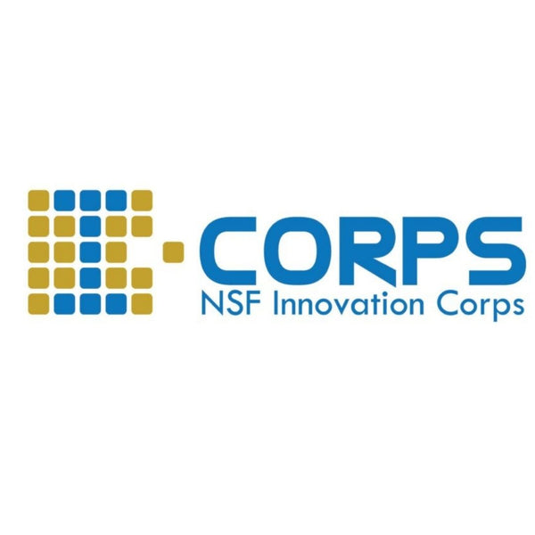 National Science Foundation (NSF) Innovation Corps (iCorps) Logo