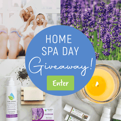 Home Spa Day Giveaway