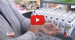 WCAX Video Featuring Pure Energy Apothecary
