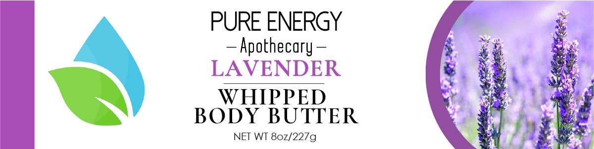 Whipped Butter (Lavender)