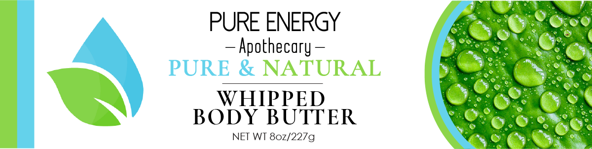 Whipped Butter (Pure & Natural, Unscented)