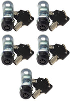 "Tubular Cam Locks 5/8"" - Non Retaining (Keyed Alike)"