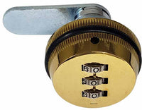 Combination Locks 3/4""