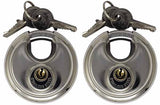 Stainless Steel Discus Lock