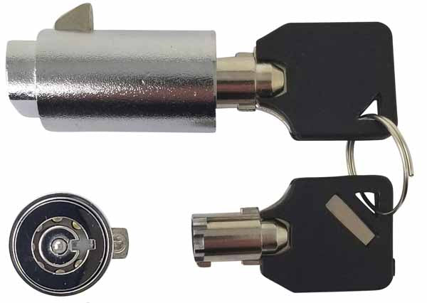 Vending Machine Locks - Keyed Alike - Retaining