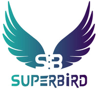Superbird T-Shirt - Blue