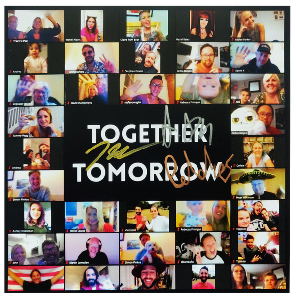 Signed - Together Tomorrow Artwork