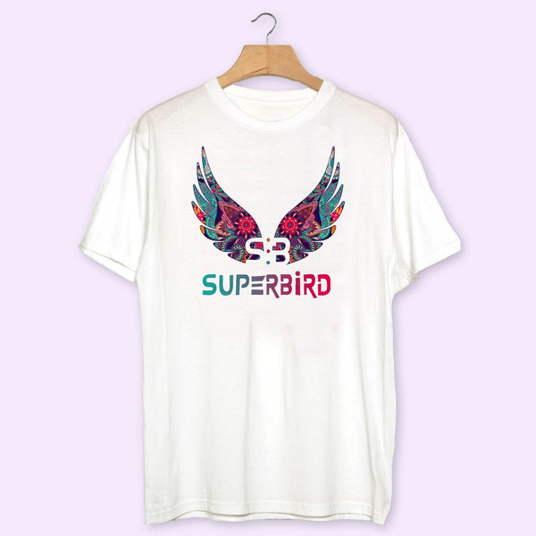 Superbird T-Shirt - Paisley