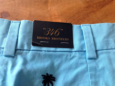"Brooks Brothers ""346"" Pants"