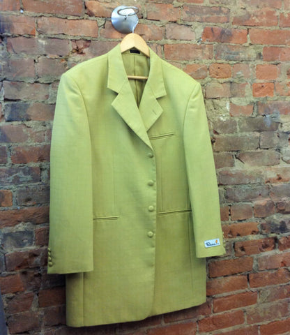 Falcone Super 100's Single Breasted Suit Coat by Nino Cervanti