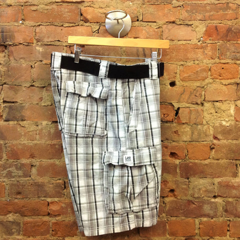 Lee Dungarees Shorts With Belt