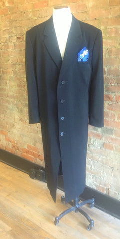 Falcone Vintage All-Weather Trench Overcoat