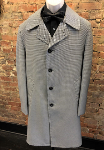 Crownwear Vintage All-Weather Lined Trench Overcoat