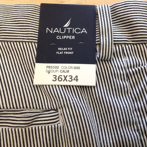 Nautica Seersucker Clipper Pants