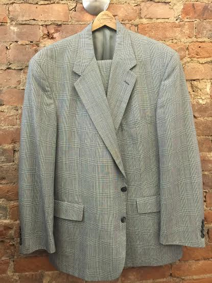 Claiborne Scottsworth Suit