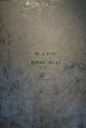 Be A Kind Human Being