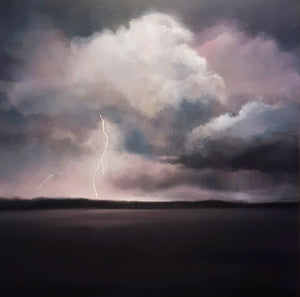 Load image into Gallery viewer, Lightning #2 | SOLD