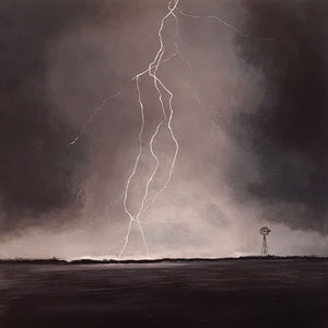 Load image into Gallery viewer, Lightning #10 | SOLD