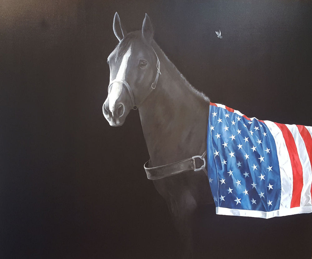 Load image into Gallery viewer, Sergeant Reckless, Darkhorse #9 | SOLD