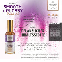 Lade das Bild in den Galerie-Viewer, Ayurveda Haaröl Smooth&Glossy 100ml