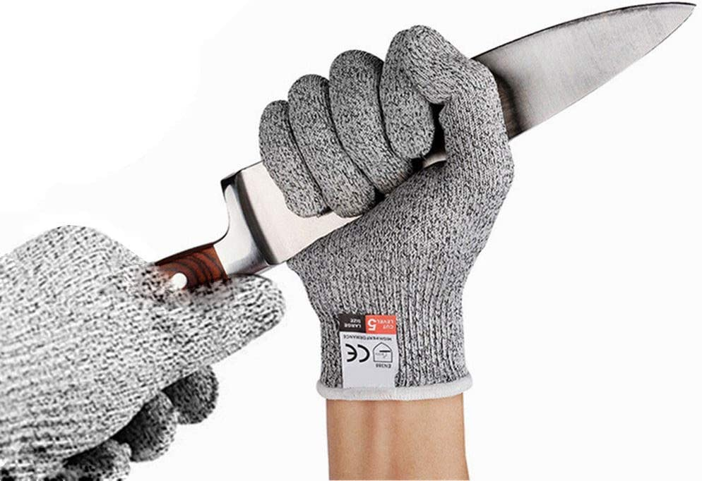 Anti-Cut Cooking Gloves