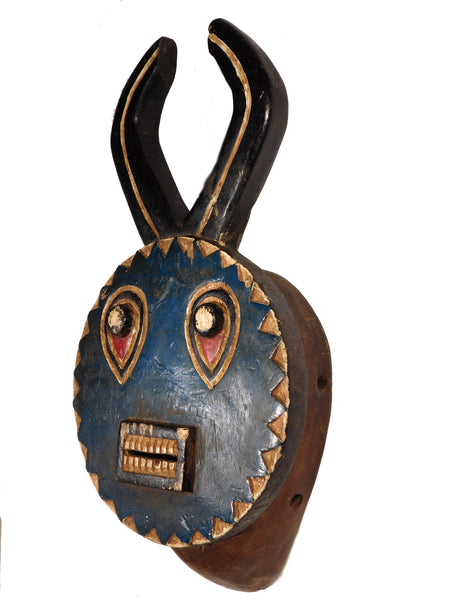 Goli Mask, Baule People, Ivory Coast