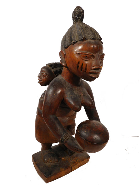 Yoruba Mother Shrine Figure
