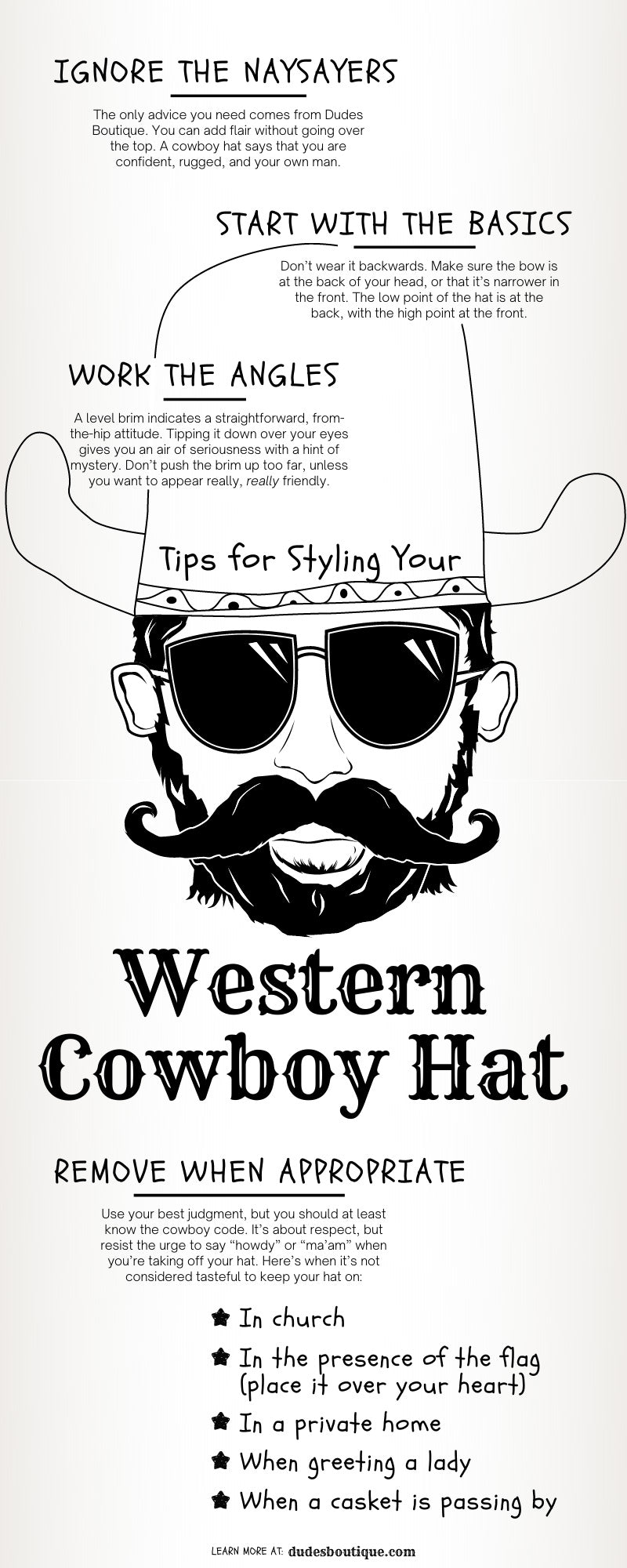 Tips for Styling Your Western Cowboy Hat