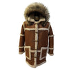 Jakewood - 4100 Alaska Full Shearling Lamb Jacket - Dudes Boutique - 7