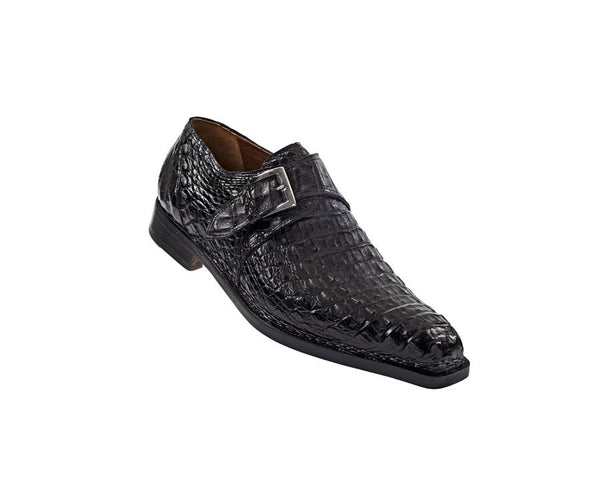 "Mauri - ""1172 Cool"" All Over Hornback Monk Strap - Dudes Boutique"