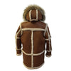 Jakewood - 4100 Alaska Full Shearling Lamb Jacket - Dudes Boutique - 6