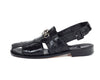 Mauri 1880 Marzio Baby Crocodile Sandals - Dudes Boutique